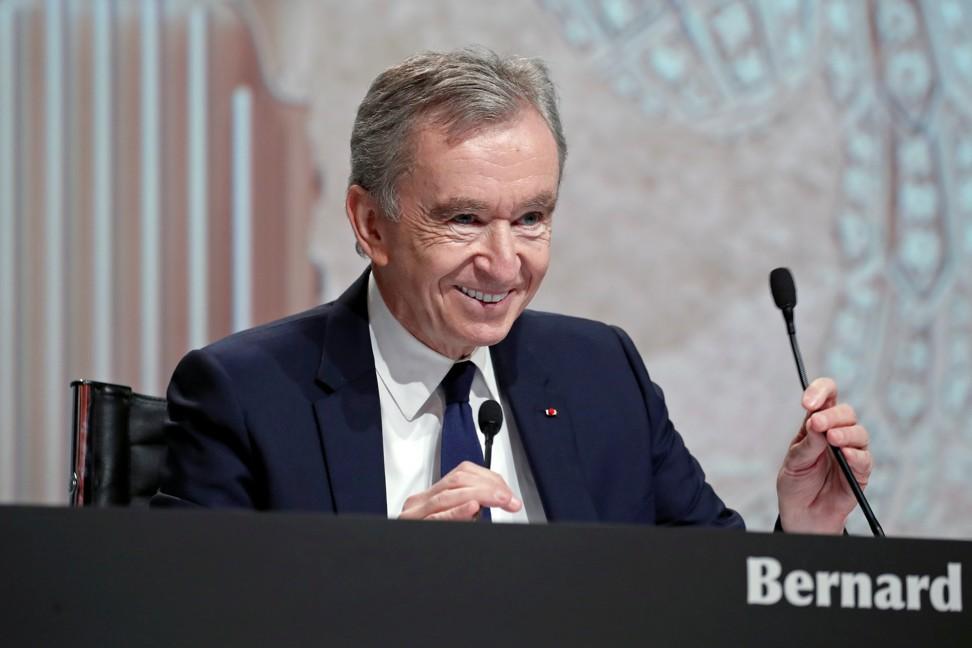 Bernard Arnault. Ảnh: Reuters