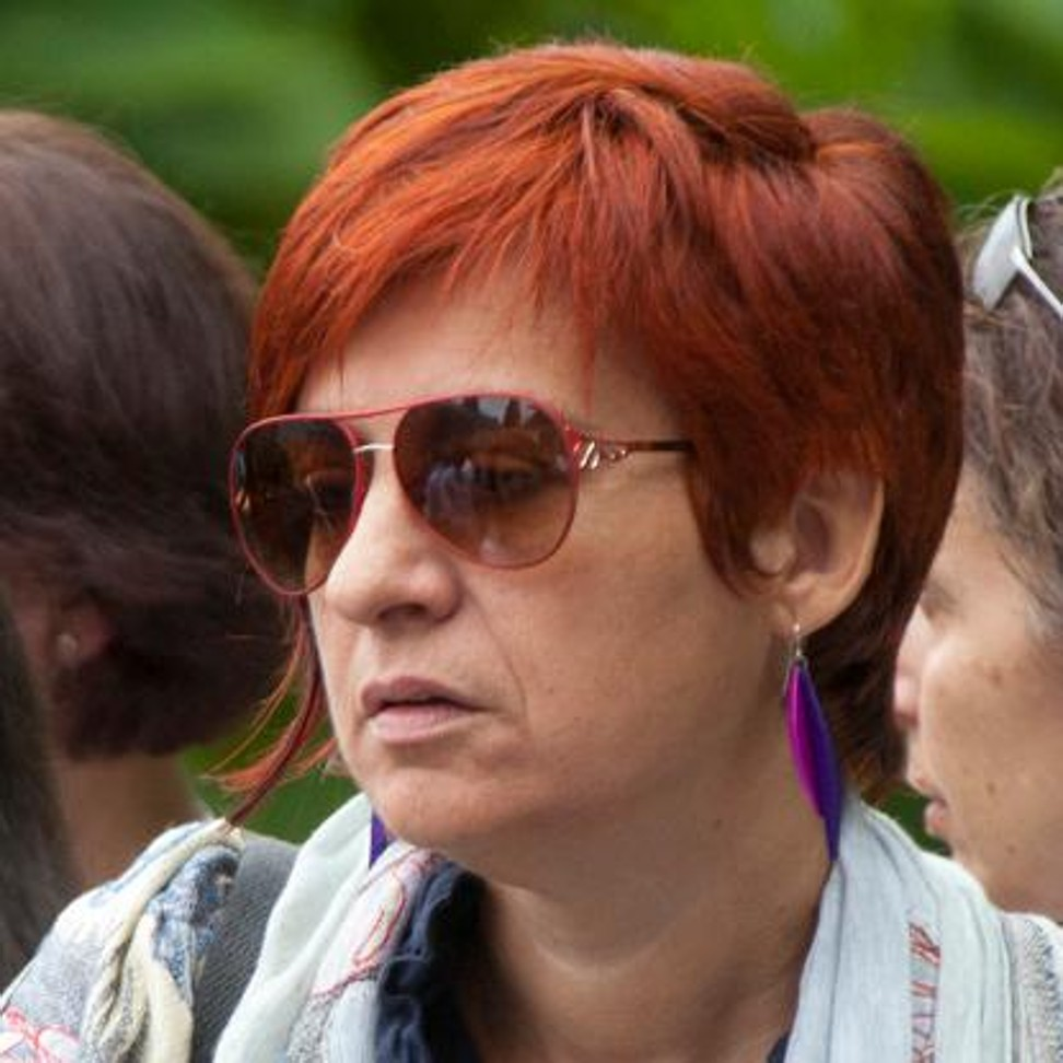 Sandra Ortega Mera. Ảnh: Forbes