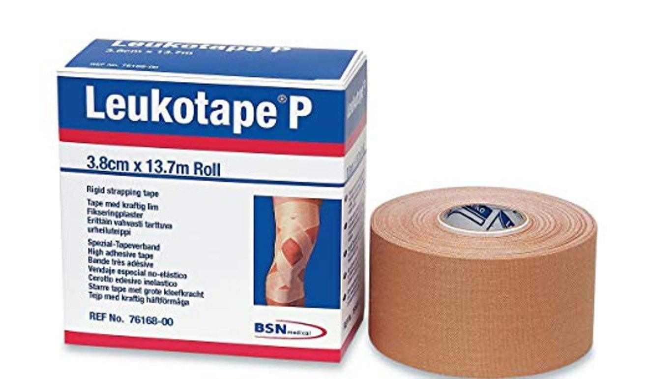 BSN Medical Tape is strong and very adhesive. Photo: BSN Medical