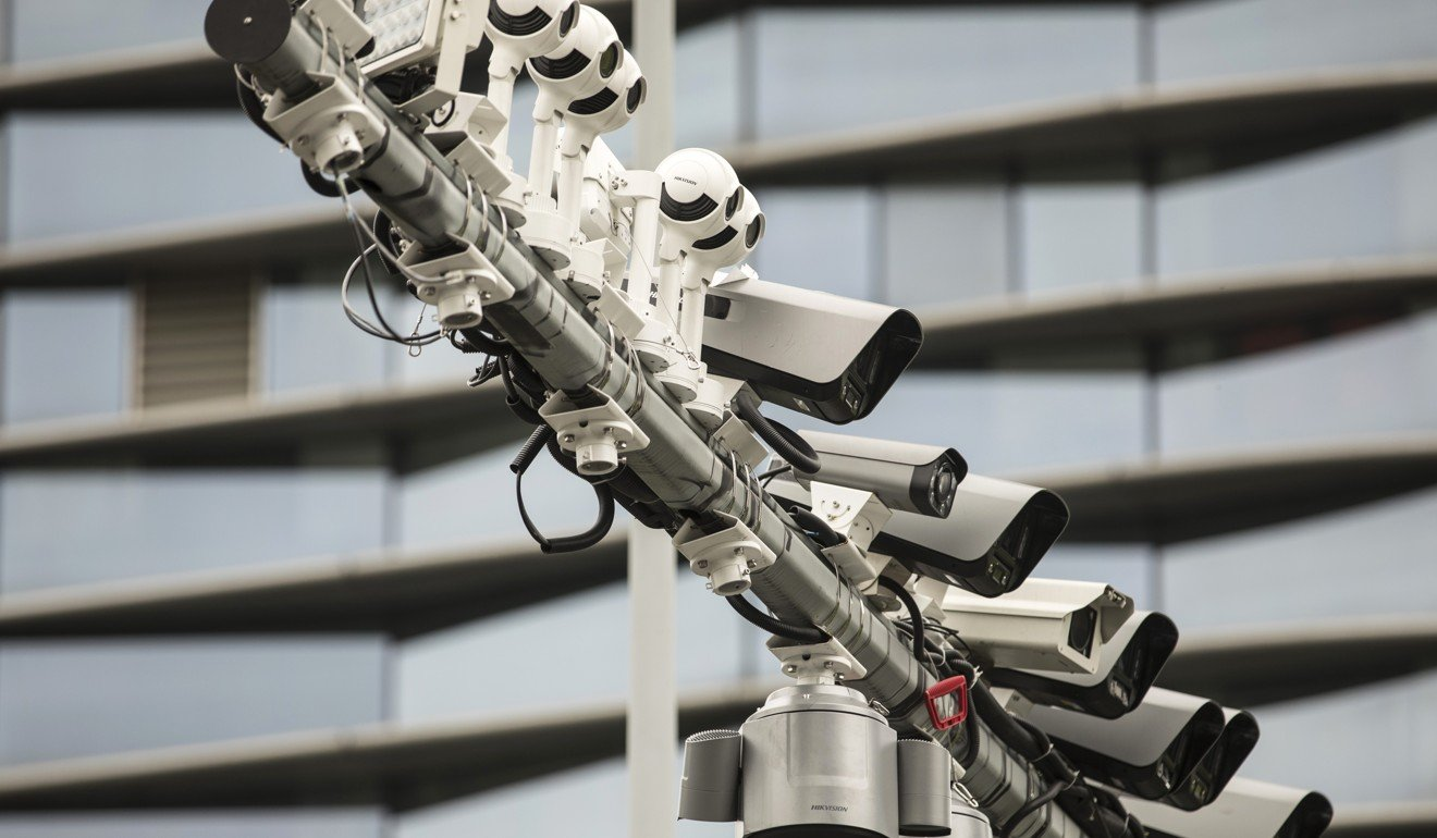 Some of China's private AI champions specialise in computer vision and facial recognition technology, with their valuations growing rapidly on the back of rising demand for improved public security, crime detection and smart city infrastructure. Photo: Bloomberg