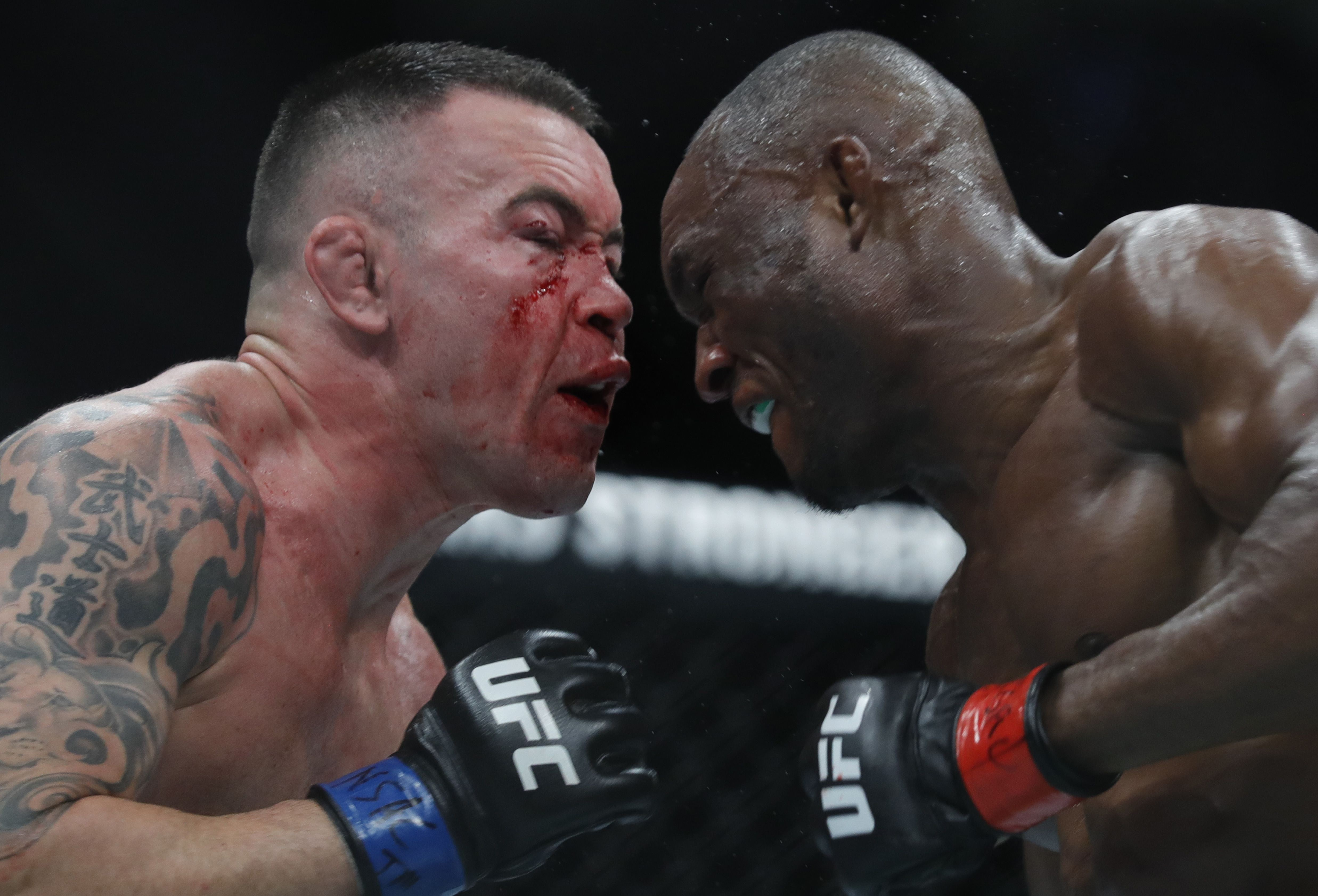 Ufc Tyron Woodley Disgusted By Colby Covington Vs Kamaru Usman Want To Throw Up South China Morning Post