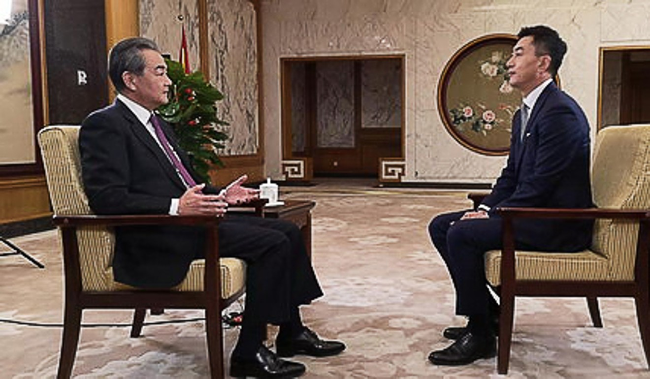 Nothing will stand in China's way, foreign minister assures the nation