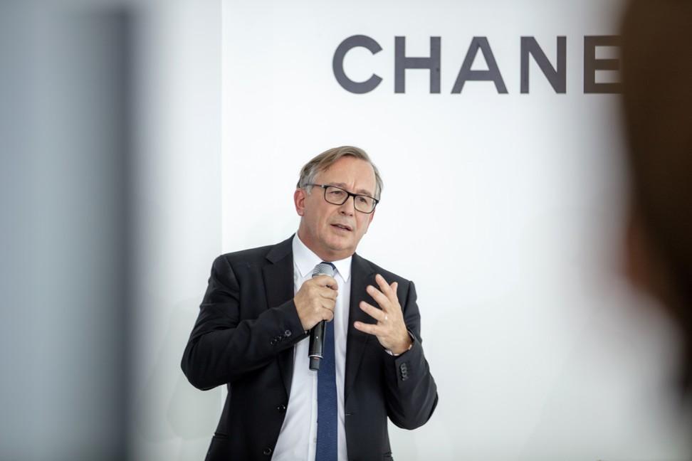 Bruno Pavlovksy is president of fashion at Chanel. Photo: Chanel