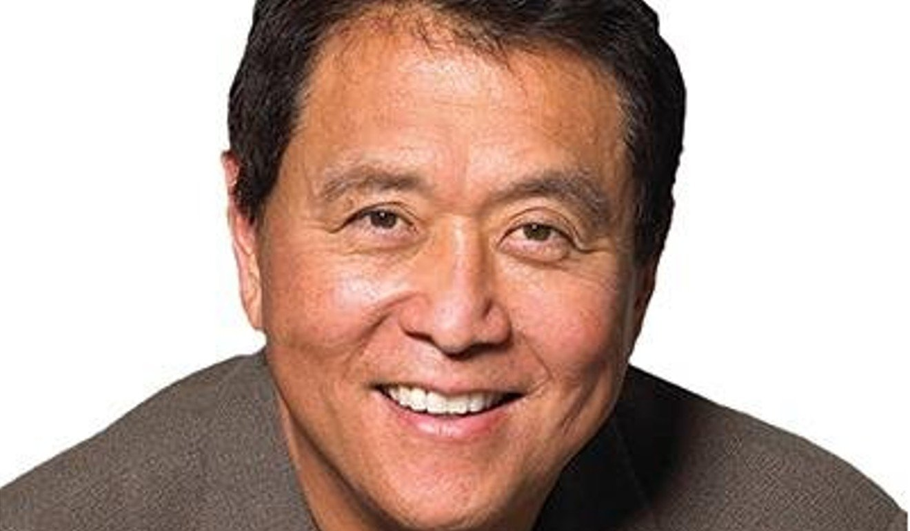 Robert Kiyosaki headlined the Masters of the Century seminar in Singapore. Photo: Handout
