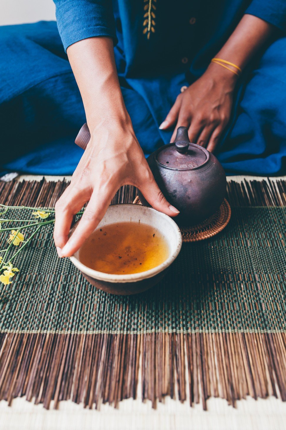 Tea meditation – what it is, and how it can improve mental health and well-being