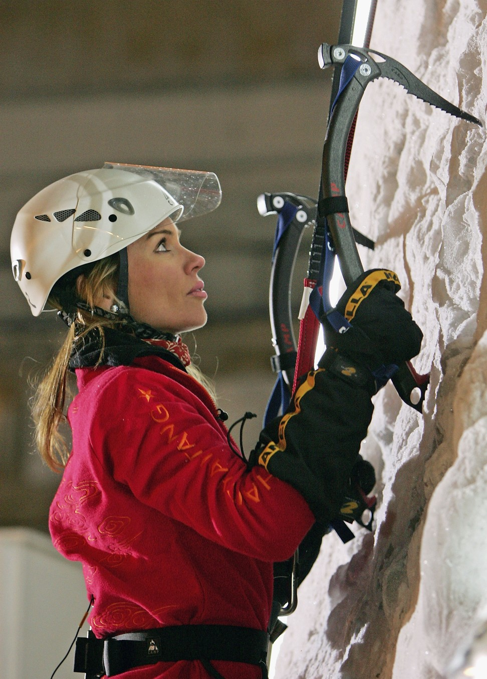Why climber Annabelle Bond believes discipline is the key to happiness and success