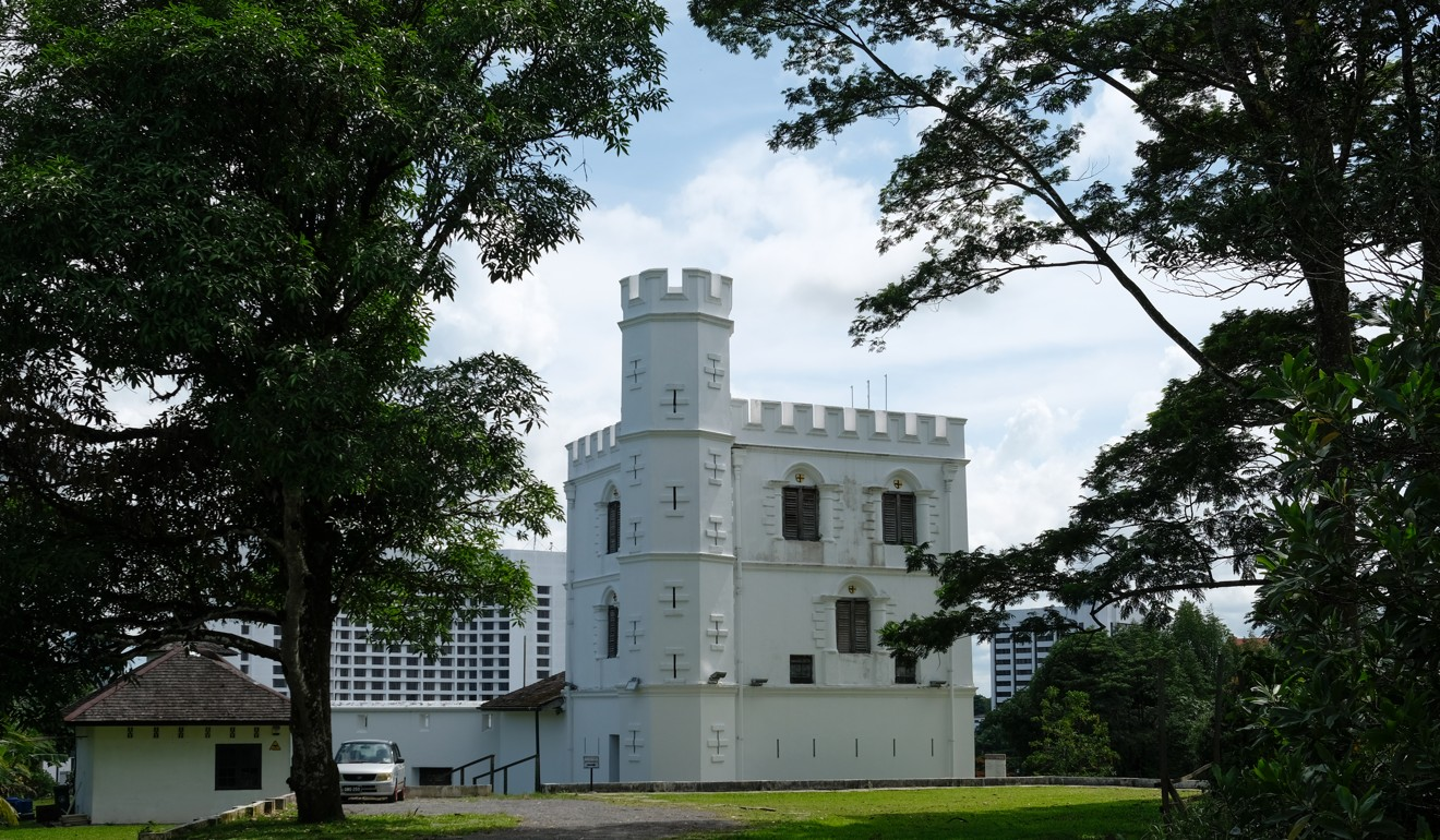 A 'White Rajah' returns to Malaysia's Sarawak, but this time to serve