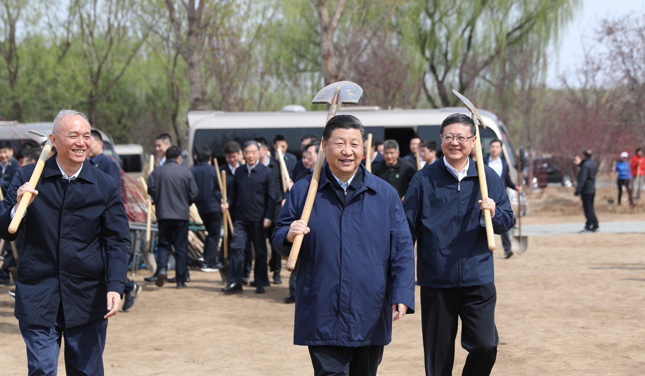 Xi Jinping - cover