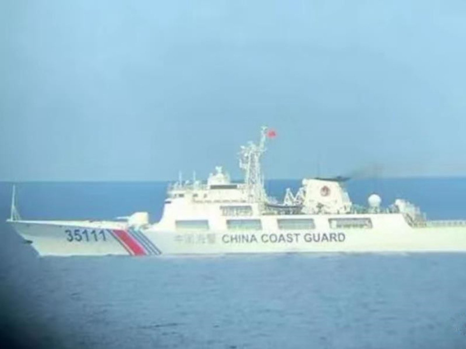 Chinese Coastguard Ships Sail As Tensions With Indonesia Build