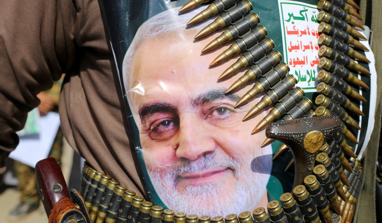 As Iran attacks, the US forgets: Soleimani was once on its side