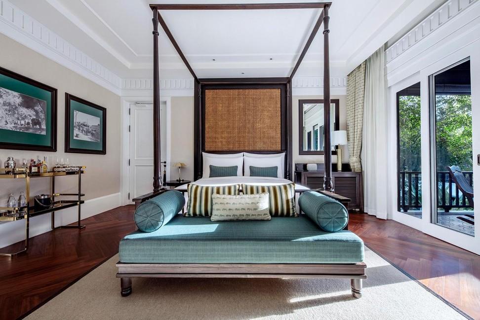 137 Pillars House Chiang Mai, a luxury hotel where the aesthetics of a bygone era meet modern style