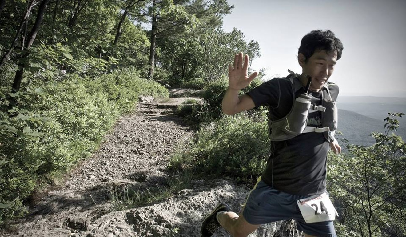 Hyun Chang Chung enjoys the New York Manitous. He became frustrated having to drive to races on the East Coast. Photo: Joe Azze – Mountain Peak Fitness