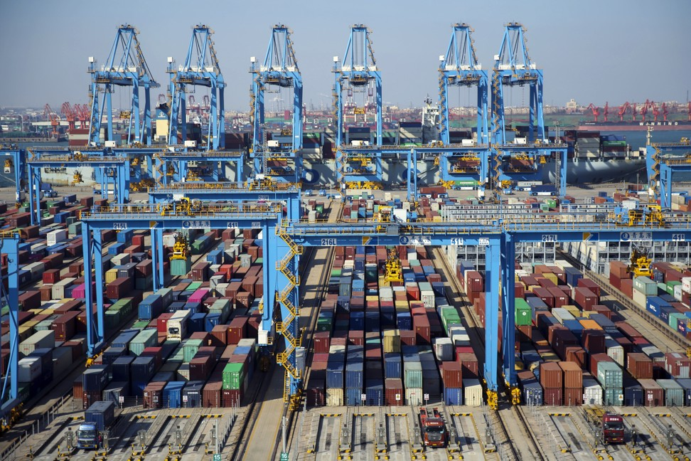 The trade war has ebbed away at bilateral trade between the world's two largest economies, leaving many to speculate that decoupling may be underway. Photo: AP
