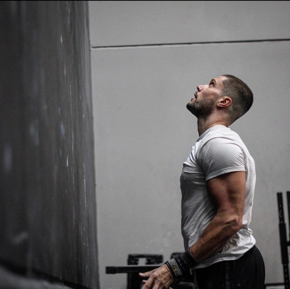 Kristof Horvath could be a serious dark-horse contender at this year's CrossFit Games. Photo: Facebook