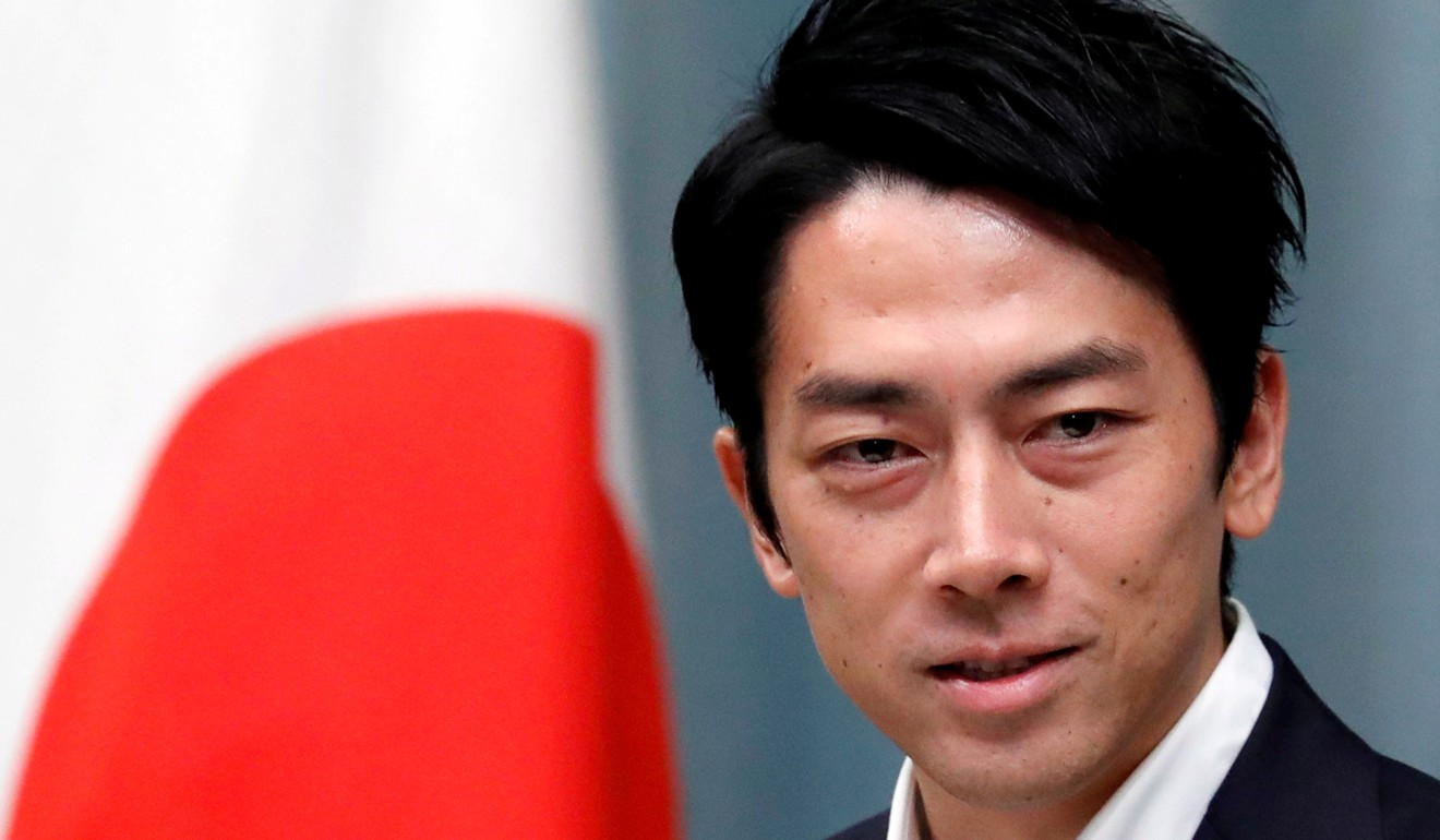Japanese politician Shinjiro Koizumi becomes a dad, makes waves by taking paternity leave