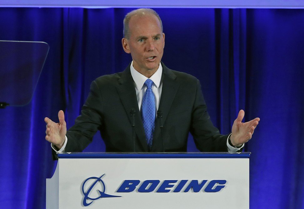 Can Boeing's new CEO get the troubled 737 Max back in the air, and restore faith in the company?