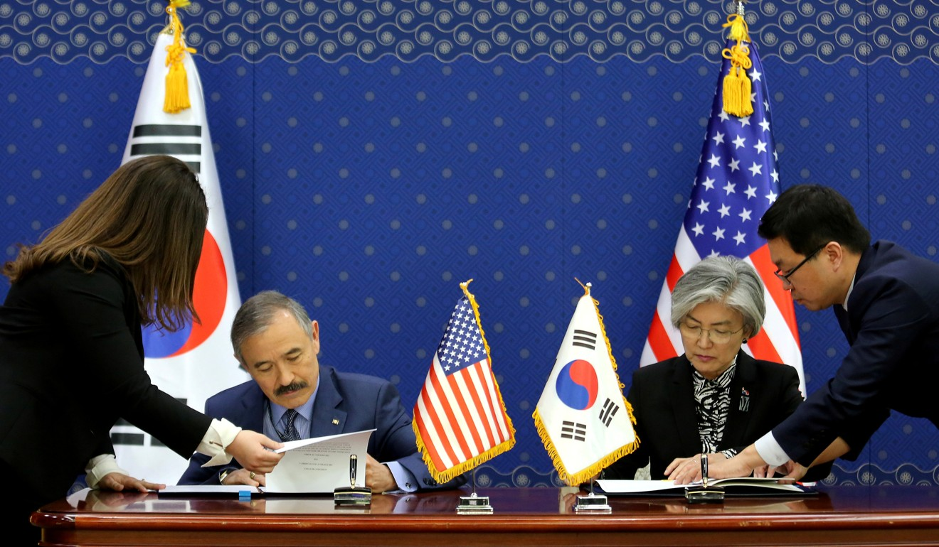 Seoul rebukes US envoy Harry Harris over 'very inappropriate' Moon comments