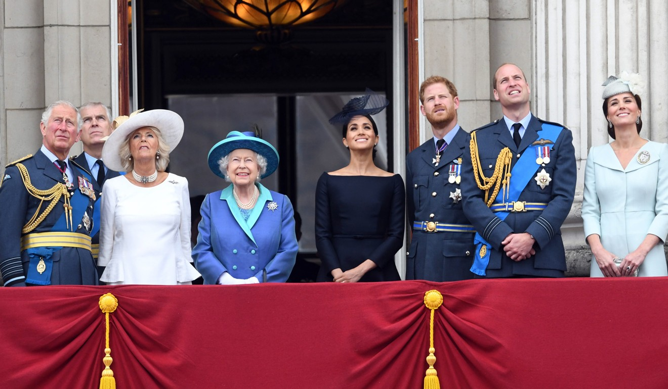 Sorry, old chaps, for making light of Megxit and branding Britain's royal family as useless