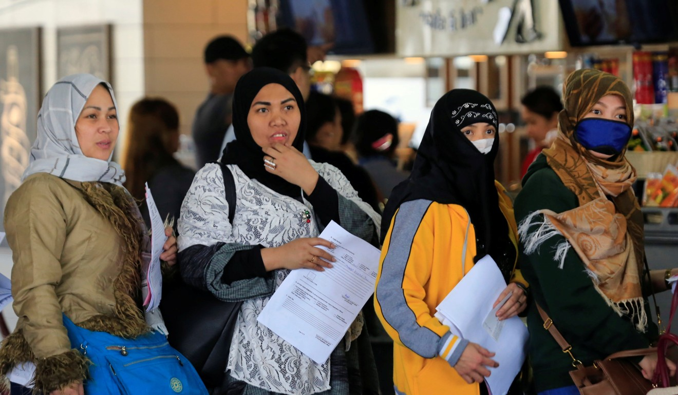 The Middle East hosts up to four million Filipino workers. Photo: Reuters