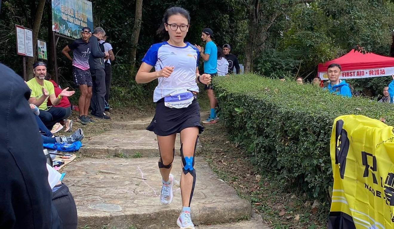 Xiang Fuzhao won for the women. Photo: HK100