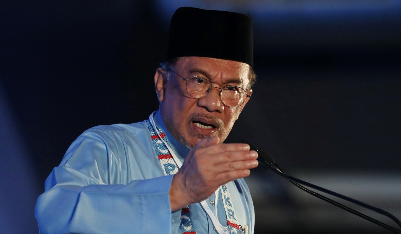 Malaysia's Mahathir warns coalition may last only one term 'unless they change their ways'