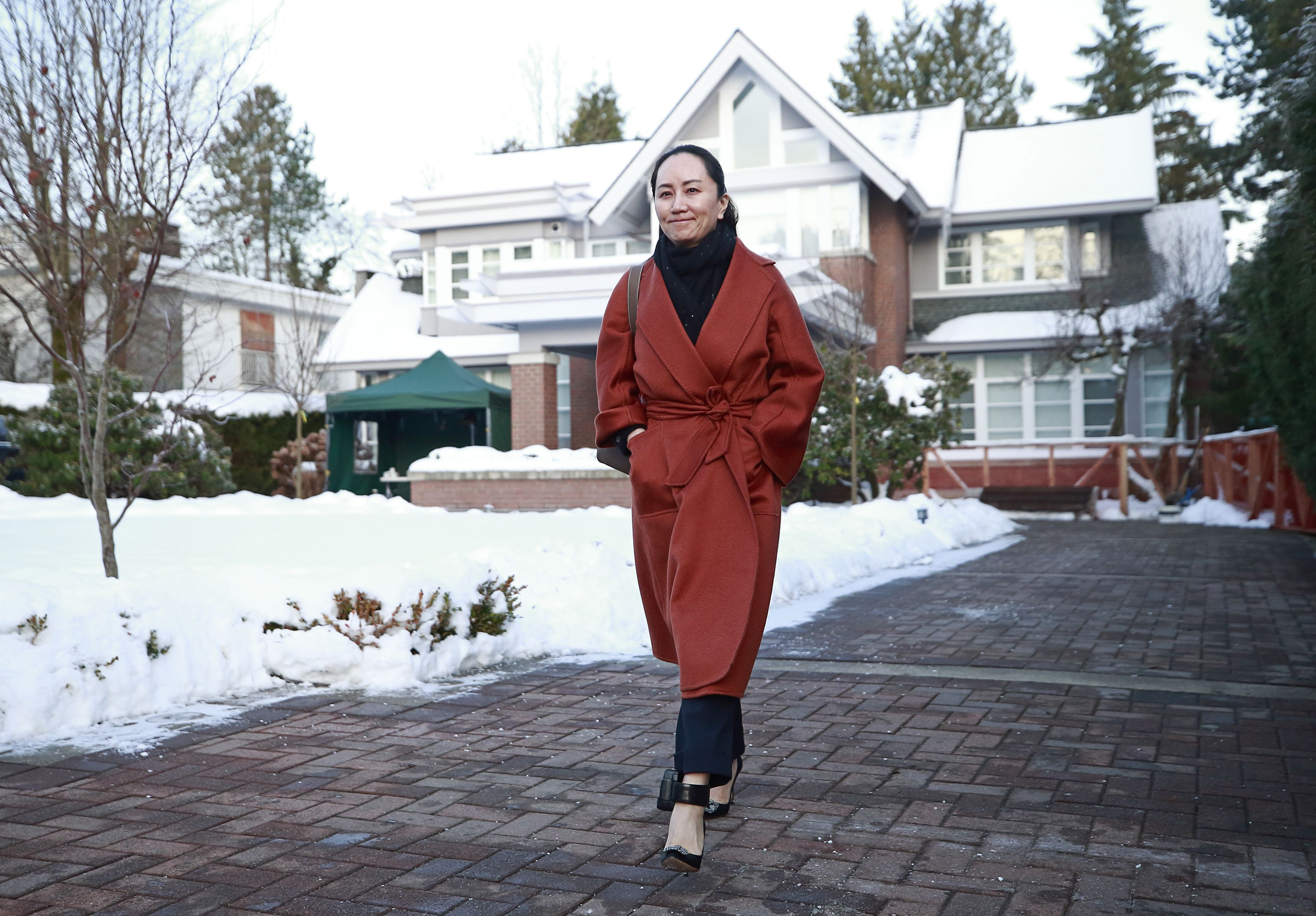 China repeats call to free Huawei's Meng Wanzhou ahead of Canada  extradition hearing | South China Morning Post