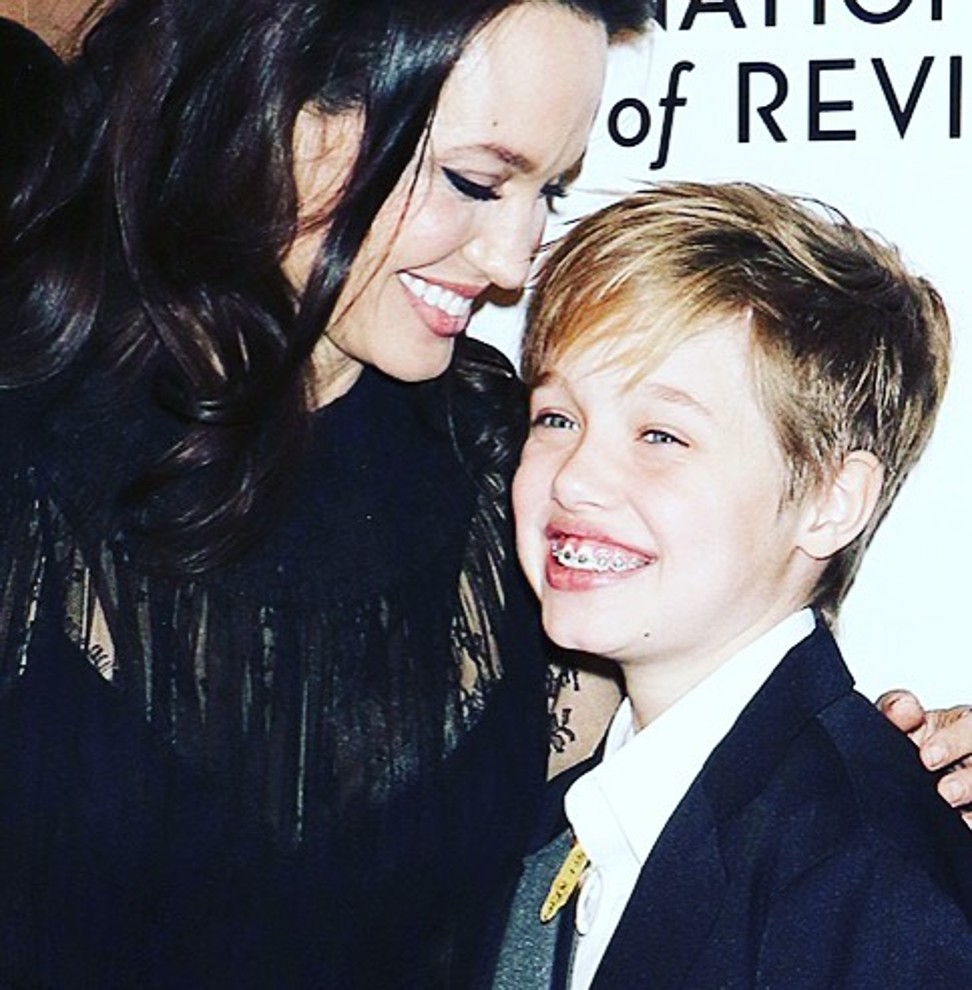 LGBTQ+ icon Shiloh Jolie-Pitt and other celebrity kids who look just like their famous mum or dad