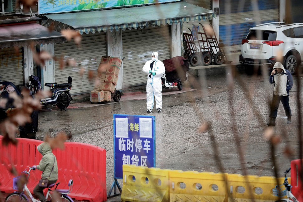 China virus death toll rises to 6 as city at epicentre steps up controls