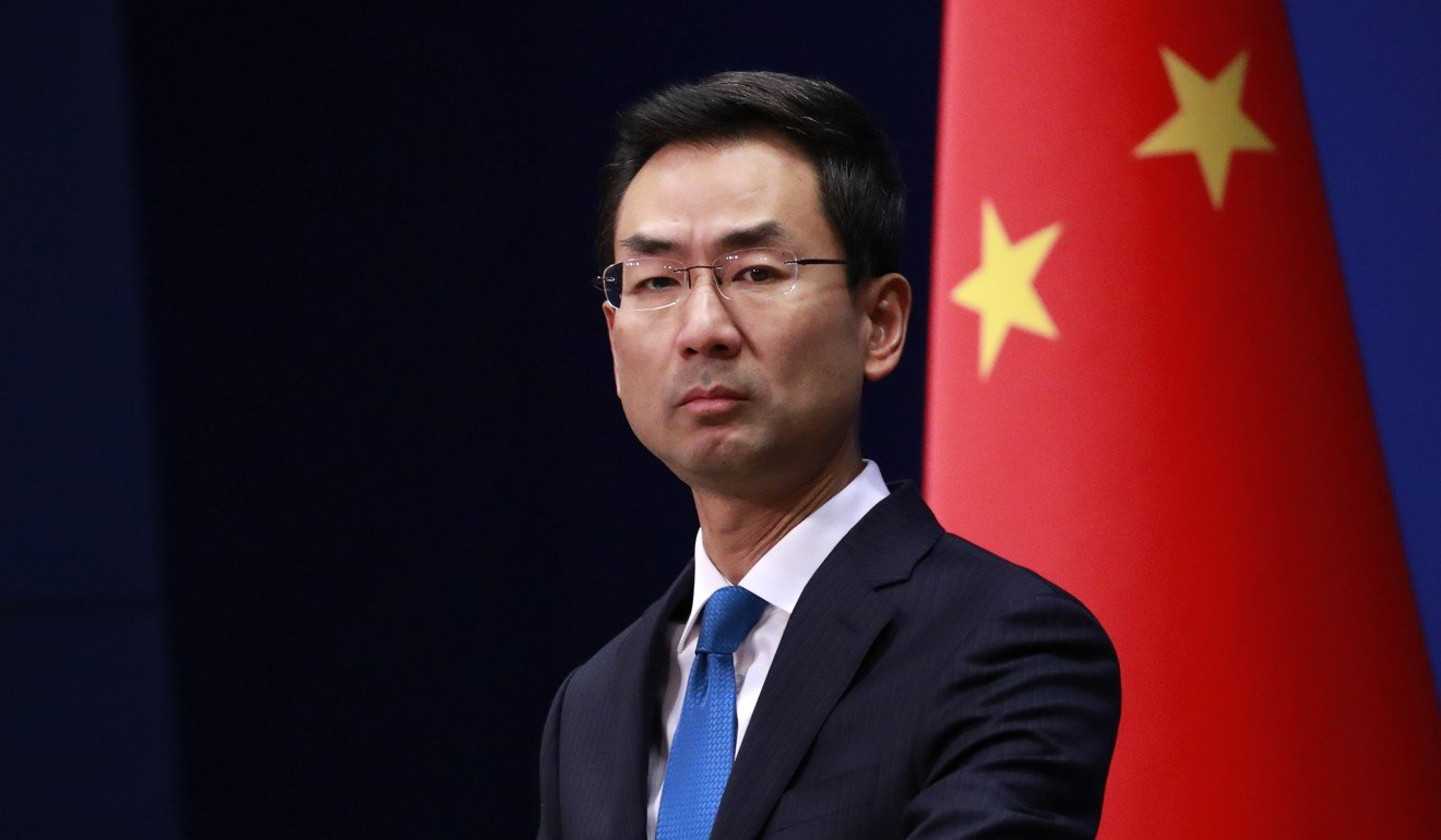 China says it has 'no intention' of joining arms talks with US and Russia