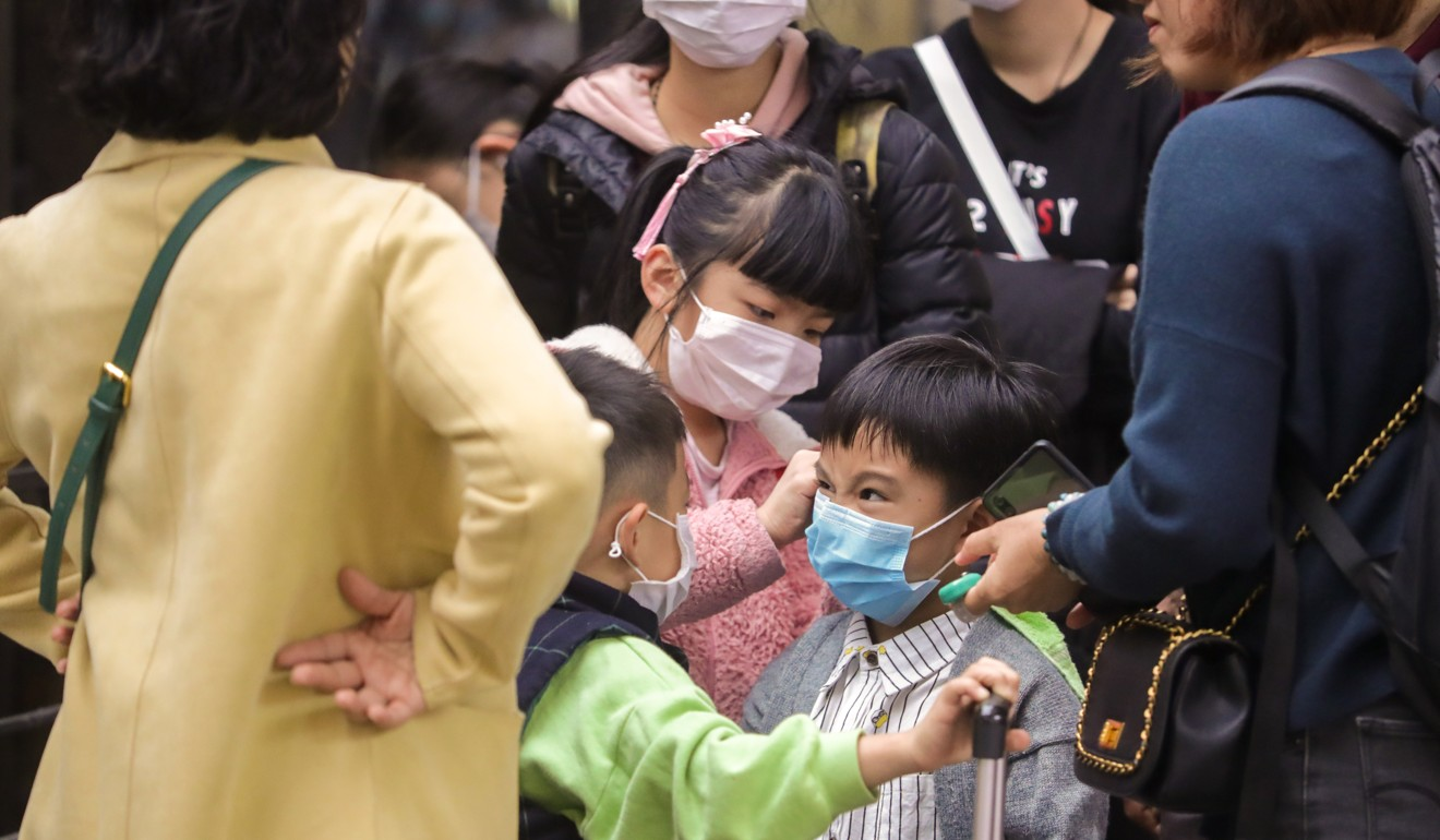 China coronavirus: pressure mounts on Hong Kong Education Bureau to suspend classes after Lunar New Year holiday to safeguard students, teachers