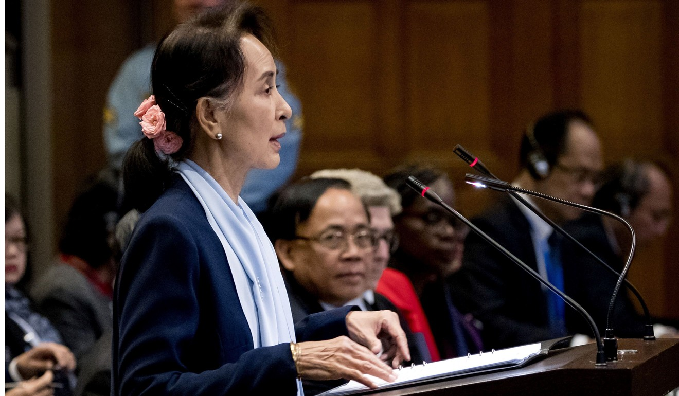What if Myanmar refuses to comply with ICJ ruling on Rohingya Muslims?