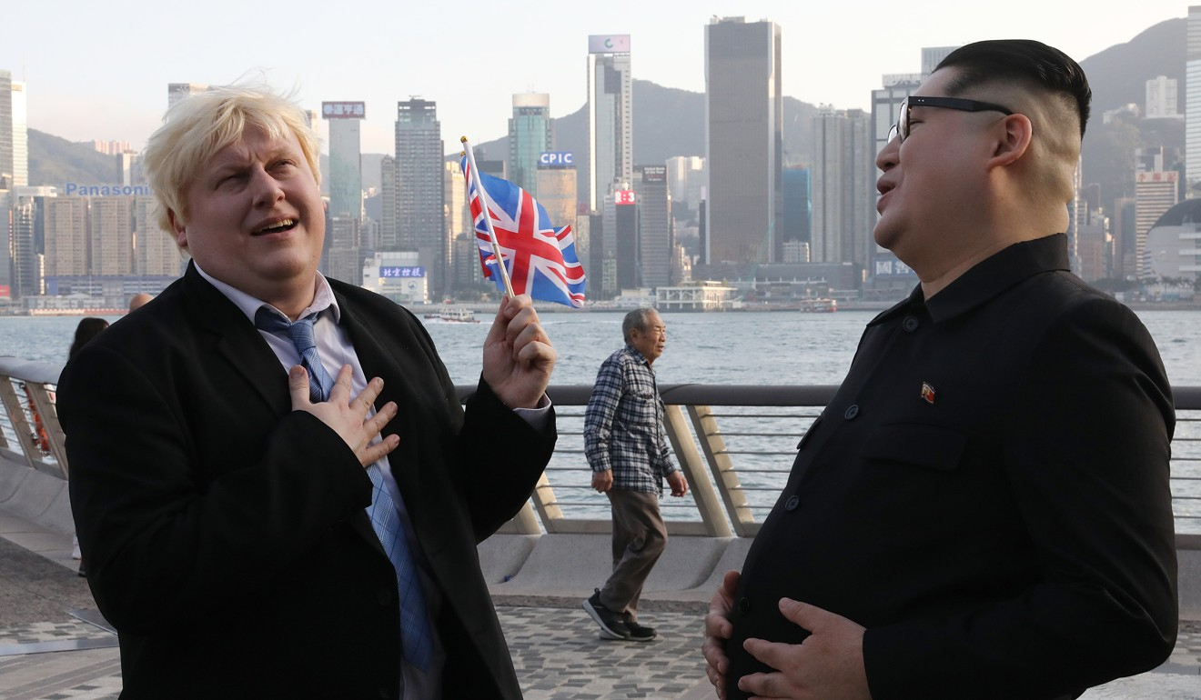 Boris Johnson lookalike talks Hong Kong democracy, Brexit, and the day he met the British prime minister