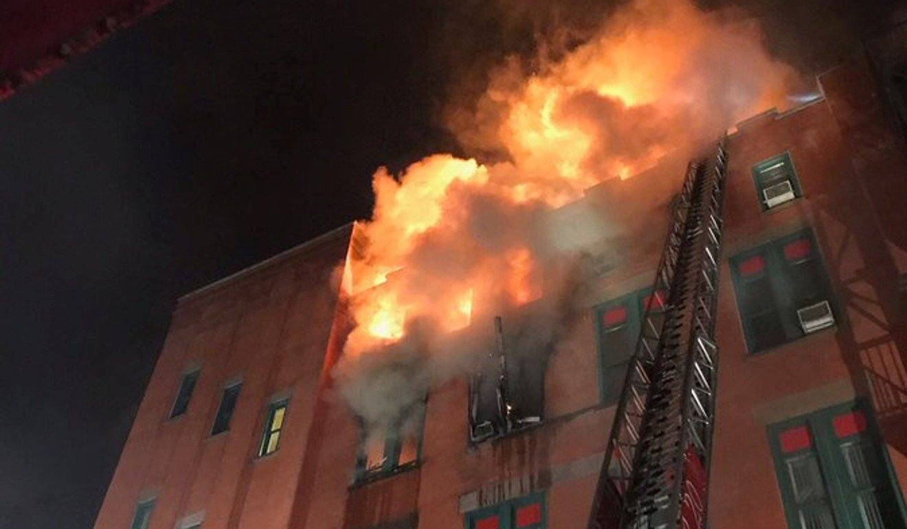 85,000 Chinese museum artefacts lost in New York fire in Lunar New Year disaster