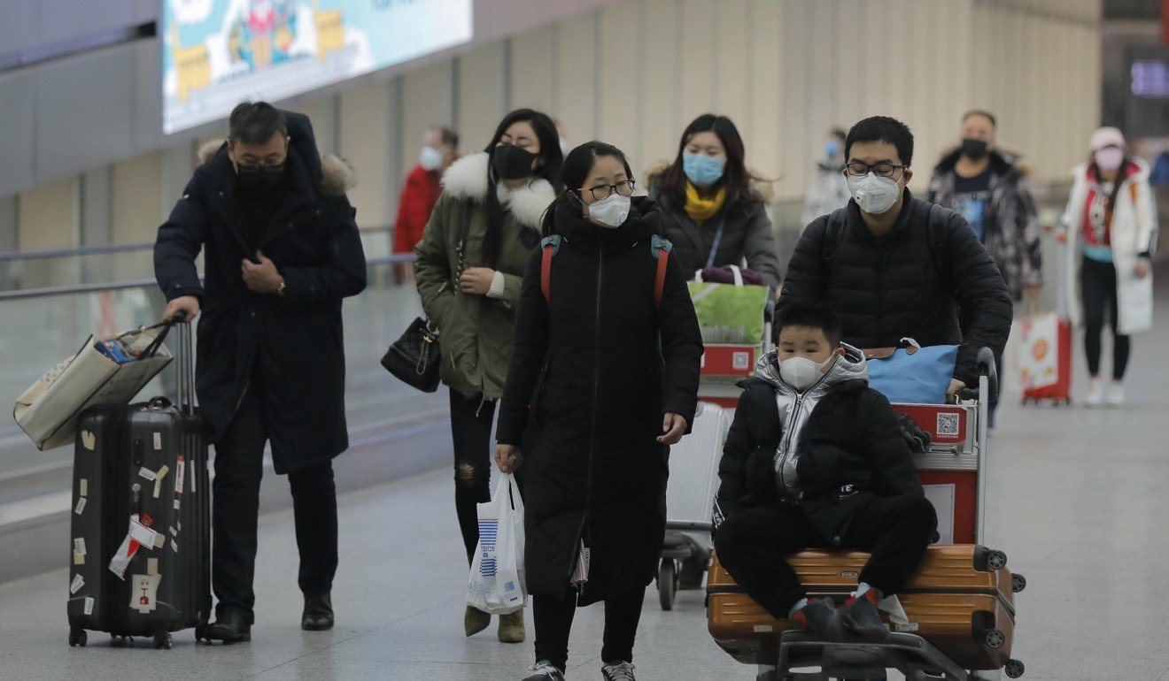 China coronavirus: outbreak spreads West as world works to contain it