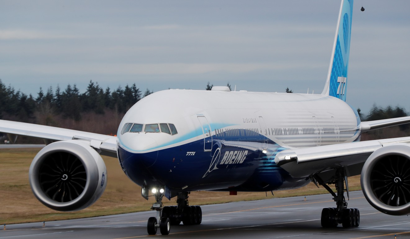 Boeing's new 777X completes test flight, as plane maker works to restore reputation