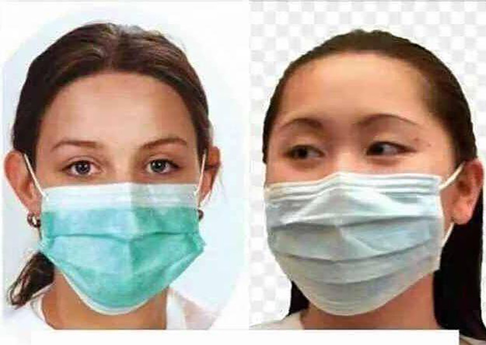 Wear Says China Way Mask To One Correct Only Coronavirus