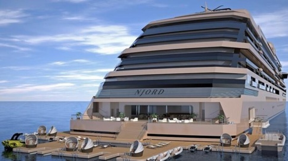 Mine's the biggest: Will the world's largest superyacht make other superyacht owners feel inadequate?