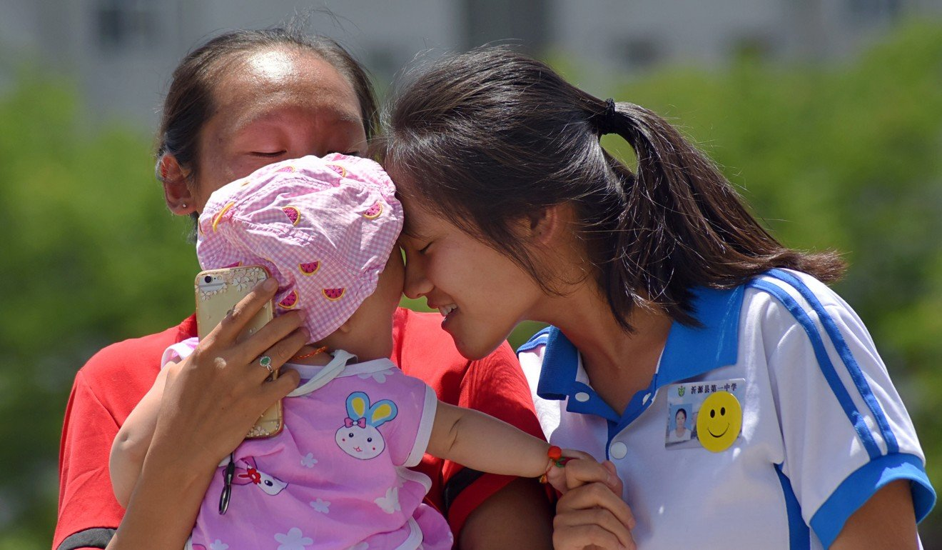 Why many Chinese women are giving motherhood a miss – it's not just the high cost of raising a child
