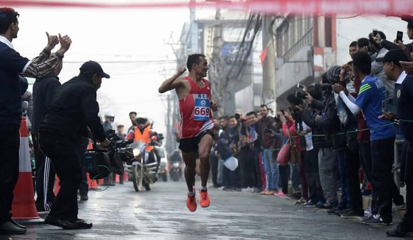 Hari Kumar Rimal wants to honour Gurkha solders by running in Hong Kong.