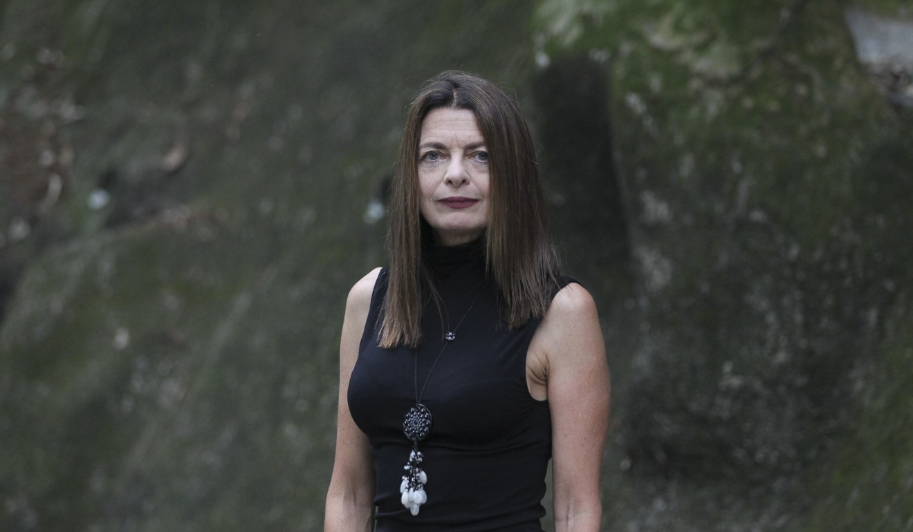 Runner Janine Canham is drawn to RUN's cause because she was a refugee of the Lebanese civil war herself.