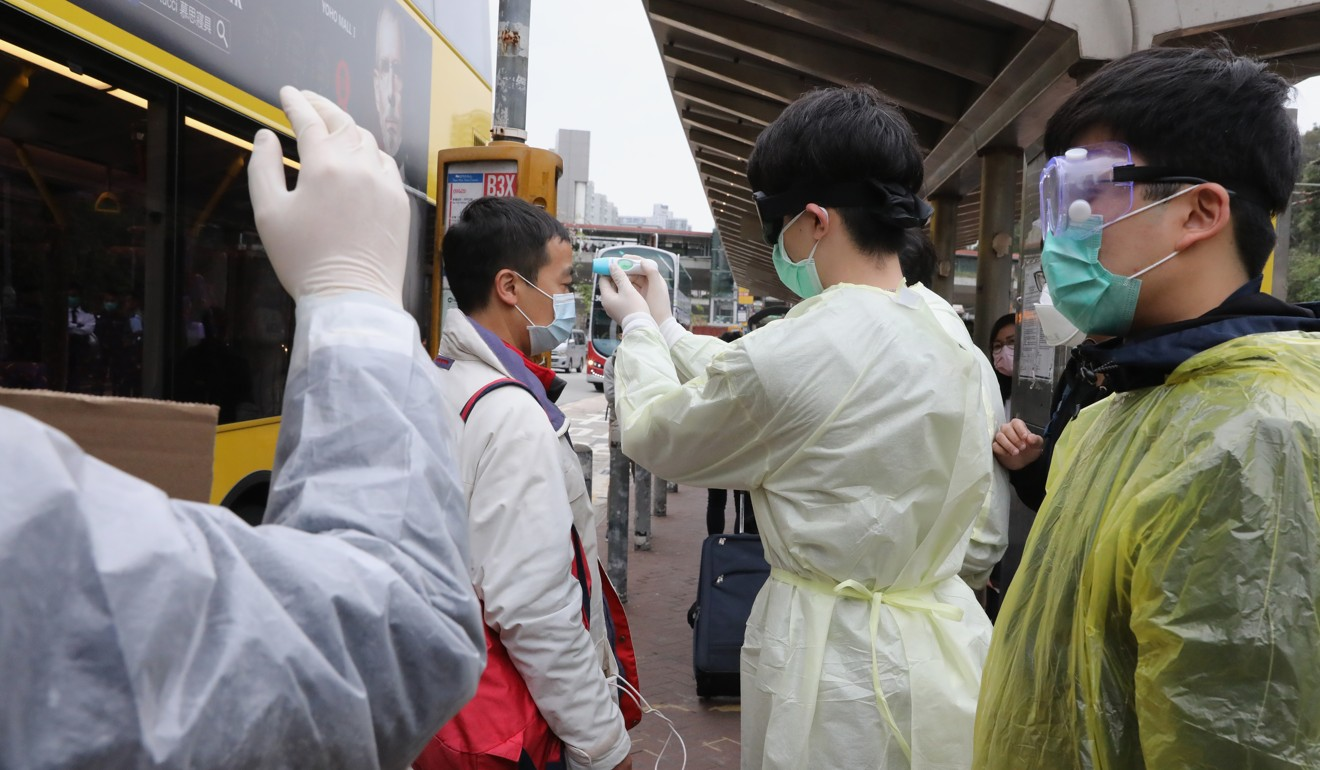 Deadly coronavirus 'could spread widely through Hong Kong' as three new cases confirmed and 39-year-old man from Whampoa becomes city's first fatality