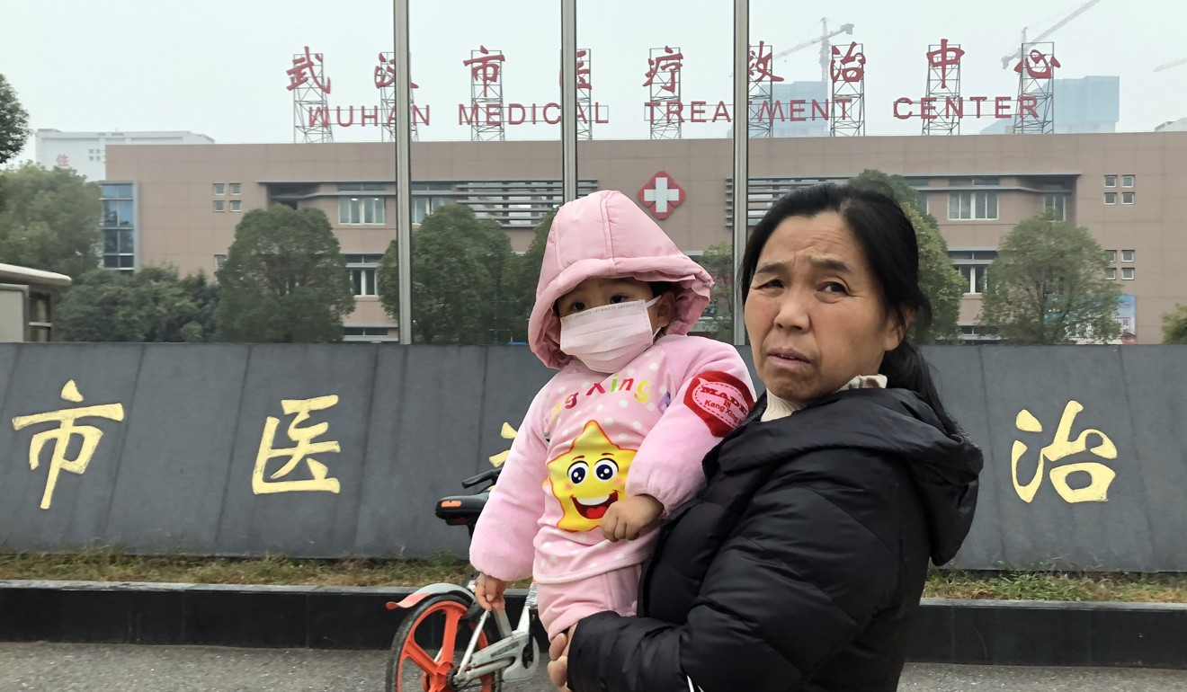 Coronavirus: China's health and politics have always been linked