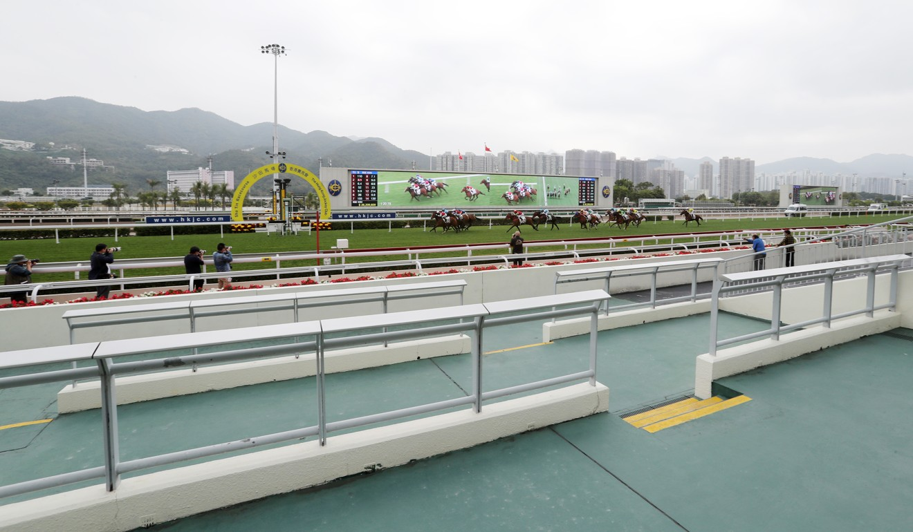 Seize The Spirit wins at Sha Tin on the weekend. Photo: Kenneth Chan