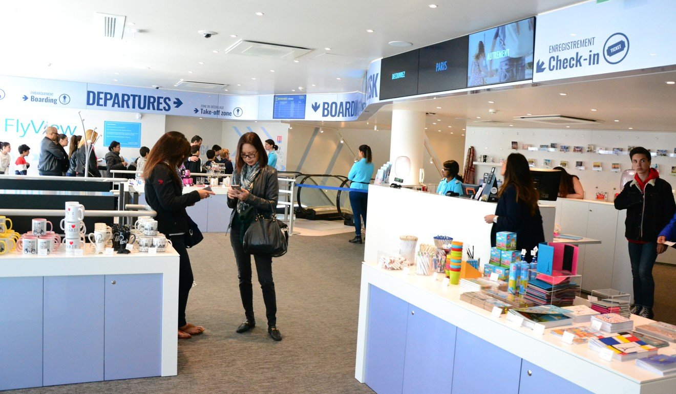 Los clientes se registran en FlyView.  Foto: FlyView