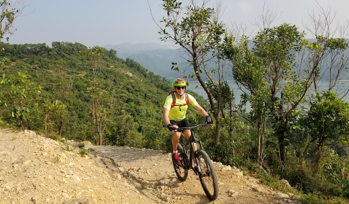 Lantau is a mecca for mountain biking. Photo: Handout