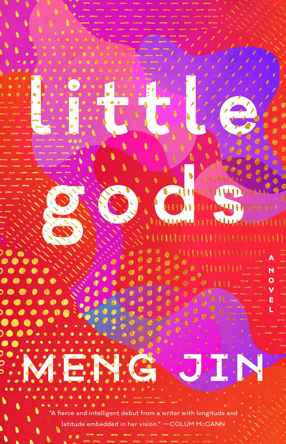 Meng Jin's debut novel Little Gods is not your typical Chinese immigrant story