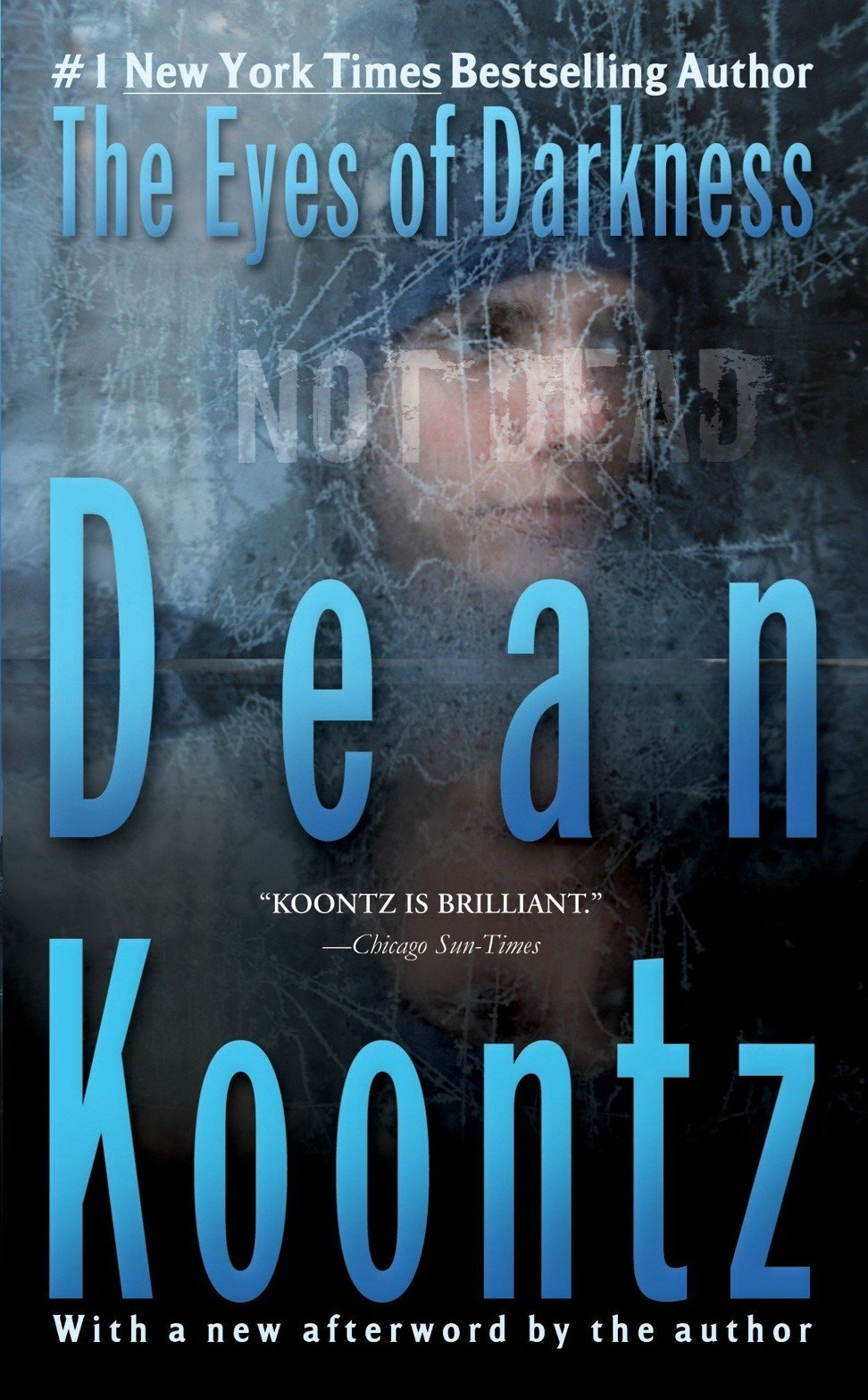 The Eyes of Darkness, by Koontz.