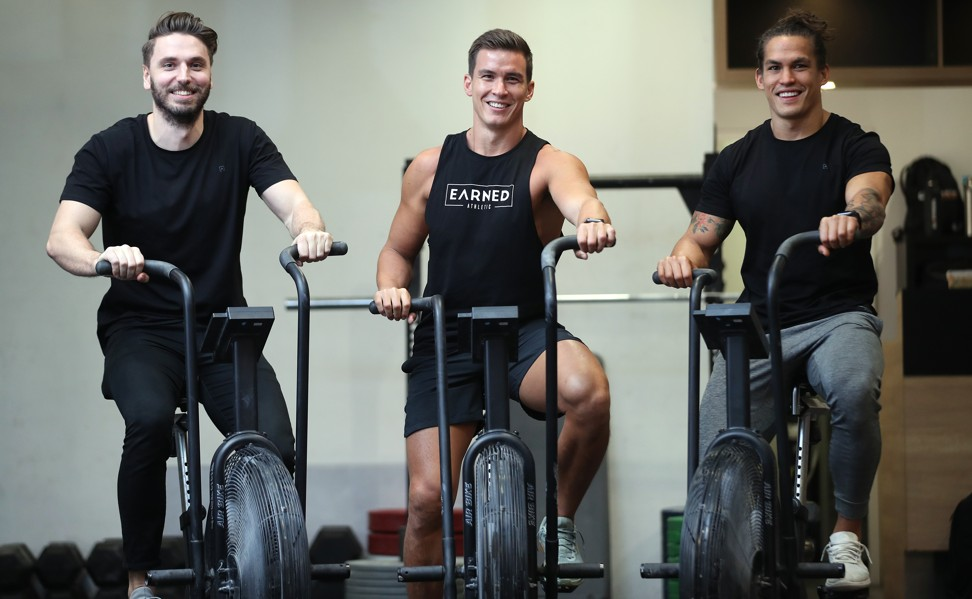 First fitness apparel brand in Asia to target CrossFit followers, Earned Athletic, and the Hong Kong trio behind its launch