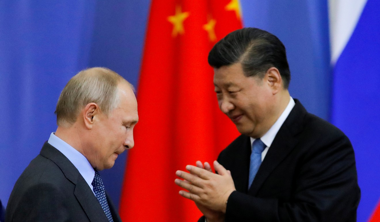 Russia and China pledge to maintain special relationship despite Moscow's slow response to coronavirus