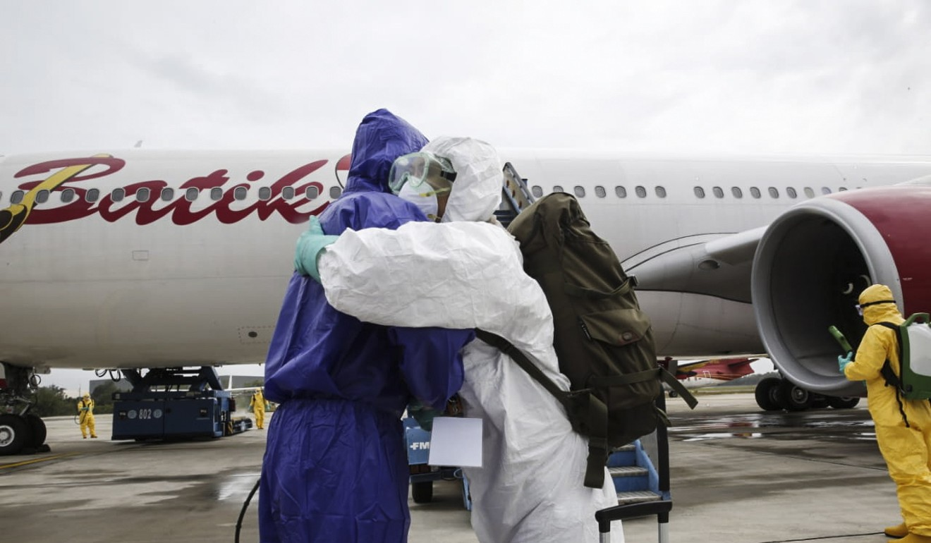 No coronavirus, but Indonesia's handling of Wuhan evacuees highlights erosion of trust